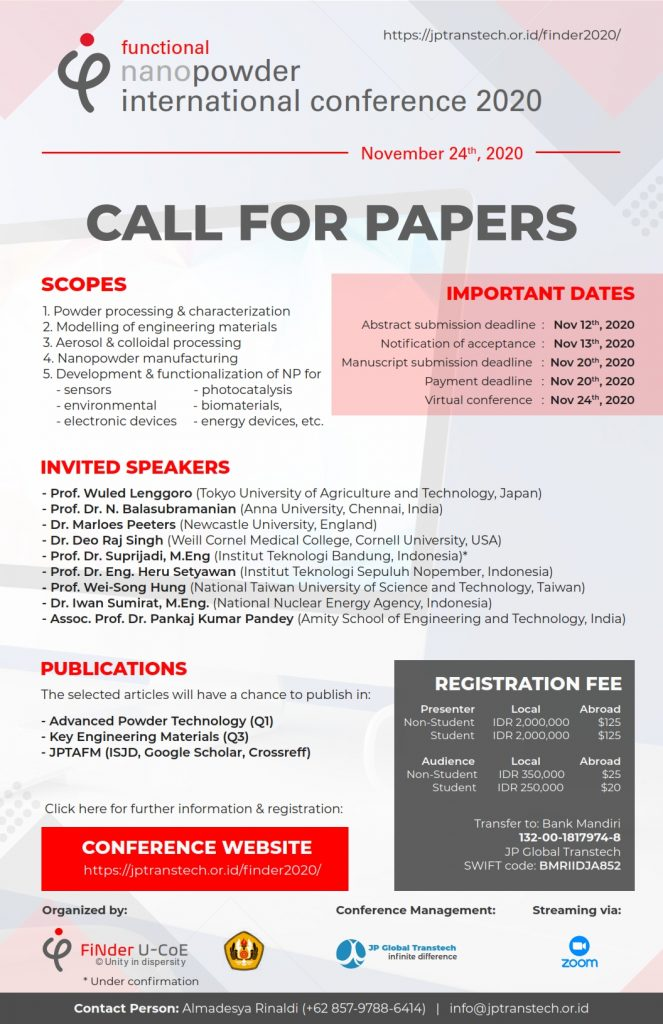 FiNder 2020 Call For Papers_EXTENDED_001